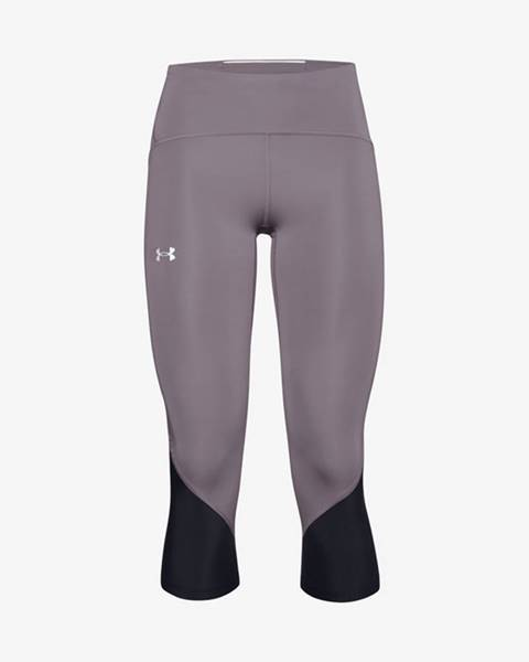 Fialové legíny Under Armour