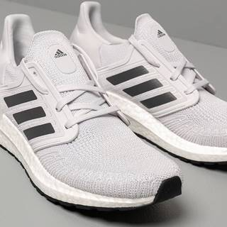 adidas UltraBOOST 20 W Dash Grey/ Grey Five/ Solid Red